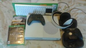XBOX BOX ONE S PACKAGE