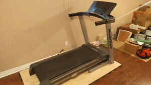 BARELY USED High Quality Nordic Track Treadmill
