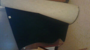 green area rug good condition
