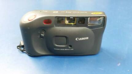 Canon Sure Shot Joy 35mm Film Camera