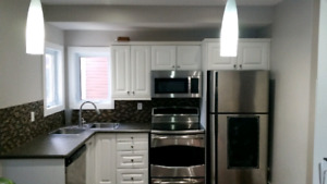 Furnished 4 bdrm 2 bath Cathedral remodel -utilities included