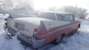 classic 1958 dodge custom royal lancer coupe 2 door hardtop