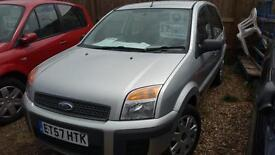 Ford Fusion 1.4TDCi 2007 Style Climate diesel very low miles @ 35 konly