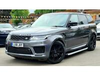 2018 Land Rover Range Rover Sport 3.0 SD V6 HSE Dynamic Auto 4WD (s/s) 5dr SUV D