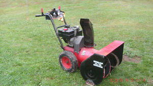 Reconditioned Snow Blower in Excellent condition