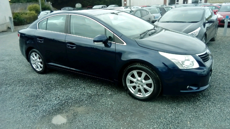 2010 toyota avensis 18 5 door mot 21012021 can be
