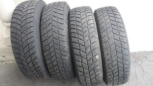 Winter Tires Hankook I-pike