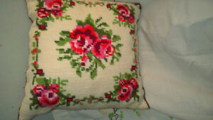 Hand Crafted Pillow