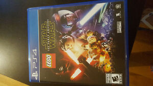 PS4 Lego star wars game