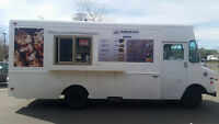 GMC GRUMMAN FOOD TRUCK FULLY LICENSED AND READY TO WORK $50K OBO