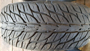 2 General G-Max winter tires