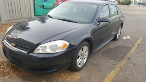 CLEAN 2011 CHevrolet Impala CHEAP no engine light! winter car!