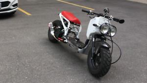 2012 Honda Ruckus Custom