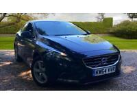 2014 Volvo V40 D3 150hp SE Auto with ECC DAB Automatic Diesel Hatchback