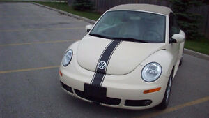 2008 VOLKSWAGEN NEW BEETLE...**CONVERTIBLE* .. E TEST AND SAFETY