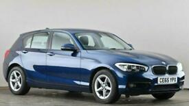 image for 2015 BMW 1 Series 118d SE 5dr Step Auto Hatchback diesel Automatic