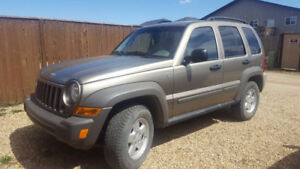 2007 Jeep Liberty *Recently Reduced*