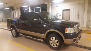 2006 Ford F150 King Ranch Safety & E Tested.