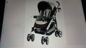 Poussette peg perego pliko switch
