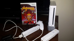 Wii system willing to trade, Delivery available