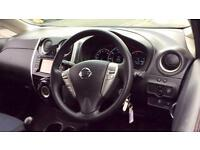 2014 Nissan Note 1.2 Acenta Premium 5dr Manual Petrol Hatchback