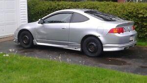 2002 Acura RSX body kit Coupe (2 door)