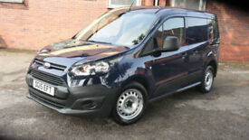 2015 Ford Transit Connect 1.6TDCi ( 75PS ) 200 L1 FULL S/HISTORY 56609 MILES