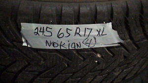 Winter Claw Michelin tires rims Nokian London Ontario image 10
