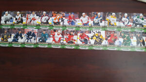 2017-18 NHL Parkhurst Rookie Cards