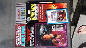Star trek novels