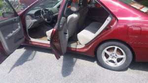 2003 Toyota Camry. $223000kms. $3000