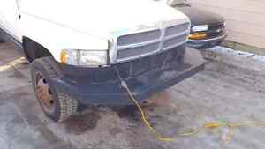 94 to 01 ranch style ram off road bumper