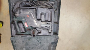 perceuse metabo sds plus bhe20 compact