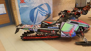 """REDUCED FOR QUICK SALE!!  2015 Pro RMK 163"""""""