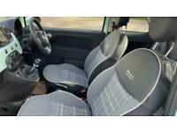 2018 Fiat 500 1.2 Lounge 3dr - Glass Roof U Hatchback Petrol Manual
