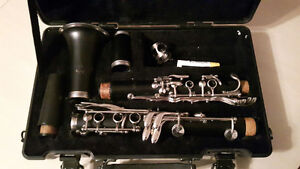 Clarinet and Accessories for Sale