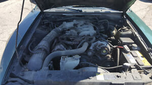 2002 Ford Mustang Coupe (2 door) - TRADE-IN SPECIAL Kitchener / Waterloo Kitchener Area image 11