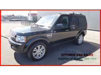 2009 Land Rover Discovery 4 / 3.0TDV6 ( 242bhp ) 4X4 Auto 2010MY HSE