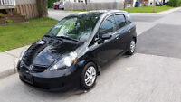 2008 Honda Fit LX Berline
