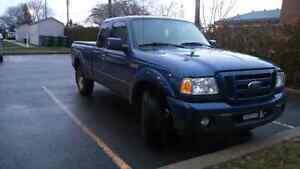 Ford Ranger Sport 2010, peu de Kilomètres !