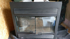 Never used Selkirk Zero Clearance Wood Burning Fireplace