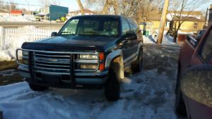 1994 Chevrolet Blazer diesel