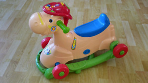 Vtech 3 in 1 Rocker Ride On Walker Horse