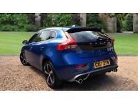 2017 Volvo V40 D2 R DESIGN w. Winter Pack and Manual Diesel Hatchback