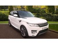 2013 Land Rover Range Rover Sport 3.0 SDV6 HSE 5dr - Privacy Gla Automatic Diese