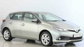 image for 2018 Toyota Auris 1.8 Hybrid Icon TSS 5dr CVT Auto Hatchback Petrol/Ele Automati