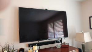 """60"""" Samsung LCD 3D smart TV (not working)"""
