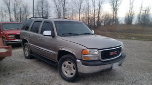 2001 yukon 3rd row seat as is $1800 obo