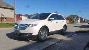 2012 LINCOLN MKX AWD  $22000