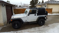 2005 Jeep TJ Sport: Trail Rated SUV, Crossover